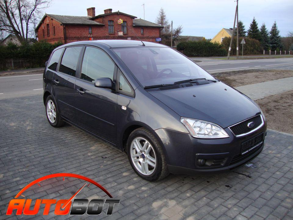 Ford c-max ii grand запчасти