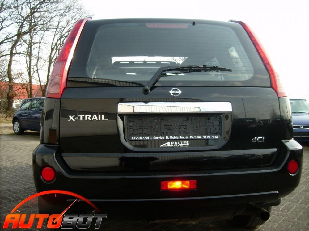 запчасти nissan x-trail t30