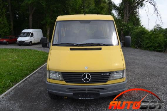 запчастини для MERCEDES-BENZ Sprinter I W901-905 фото 1