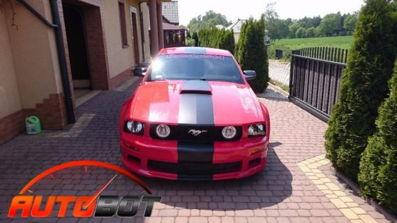 запчастини для FORD Mustang V фото 1