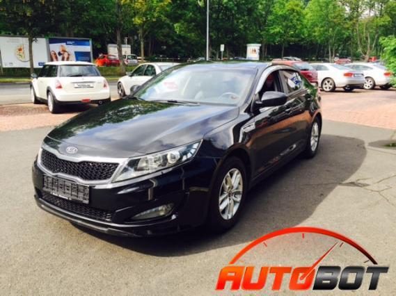 запчастини для KIA Optima III (TF) фото 1
