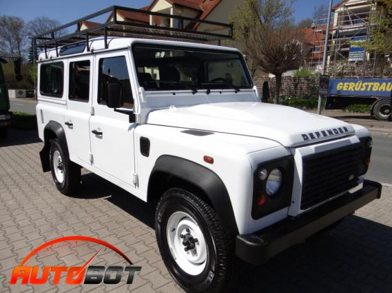 запчастини для LAND ROVER Defender (LD) фото 1