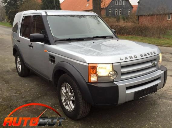 запчасти для LAND ROVER Discovery III (L319, LR3) фото 1