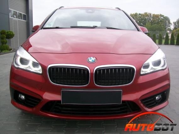 запчастини для BMW 2 Series F45 фото 1