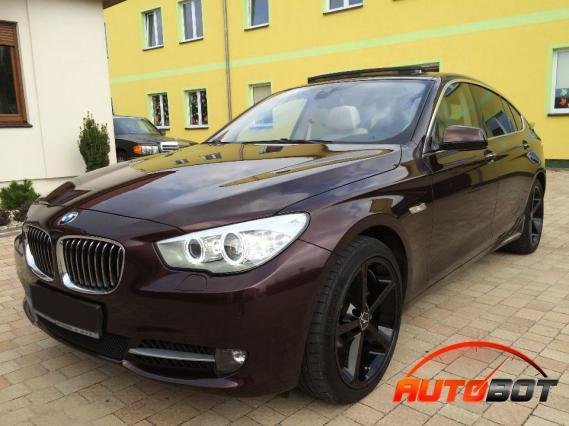 запчасти для BMW 5 Series F07 GT фото 1