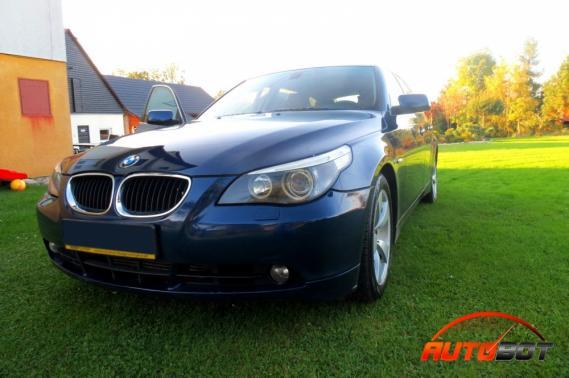 запчастини для BMW 5 Series E61 фото 1