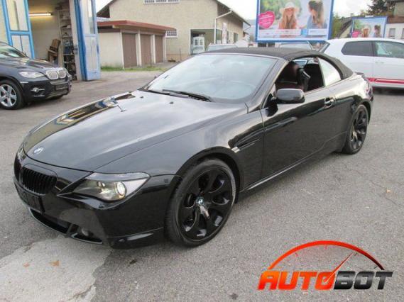 запчастини для BMW 6 Series F12 фото 1