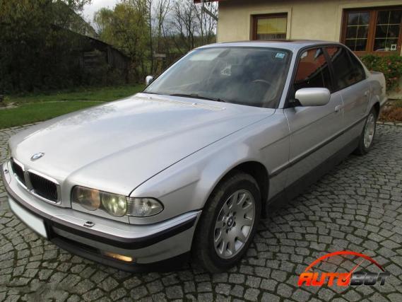 запчастини для BMW 7 Series E38 фото 1