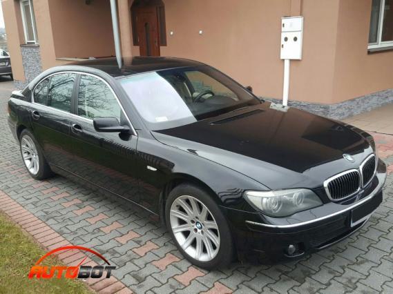 запчастини для BMW 7 Series E65/E66/E67/E68 фото 1