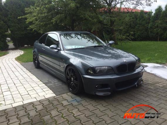 запчастини для BMW M3 E46 фото 1