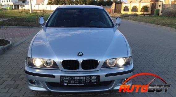 запчастини для BMW M5 E39 фото 1