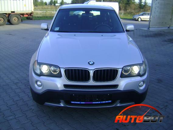 запчасти для BMW X3 I E83 фото 1