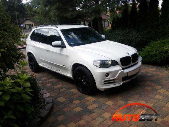 запчастини для BMW X5 II E70 фото 1