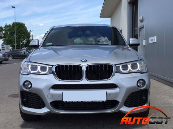 запчасти для BMW X4 I F26 фото 1