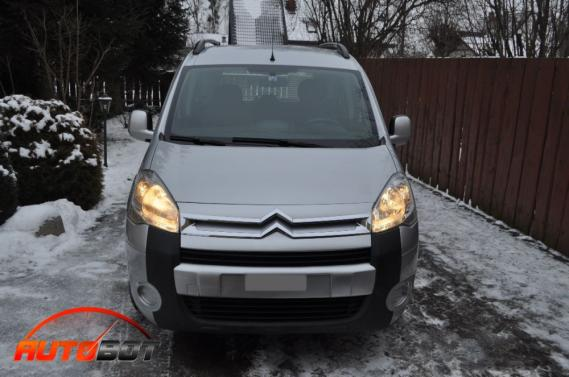 запчастини для CITROEN Berlingo II (B9) фото 1