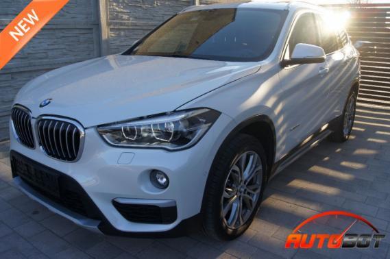 запчастини для BMW X1 II F48 фото 1