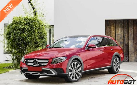 запчасти для MERCEDES-BENZ E-CLASS X213 ALL-TERRAIN фото 1