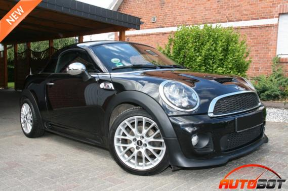 запчастини для MINI Coupe (R58) фото 1