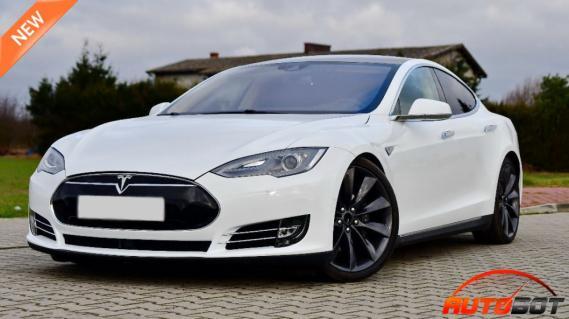 запчастини для TESLA Model S фото 1