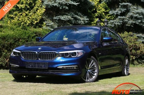 запчастини для BMW 5 Series G30/G31 фото 1