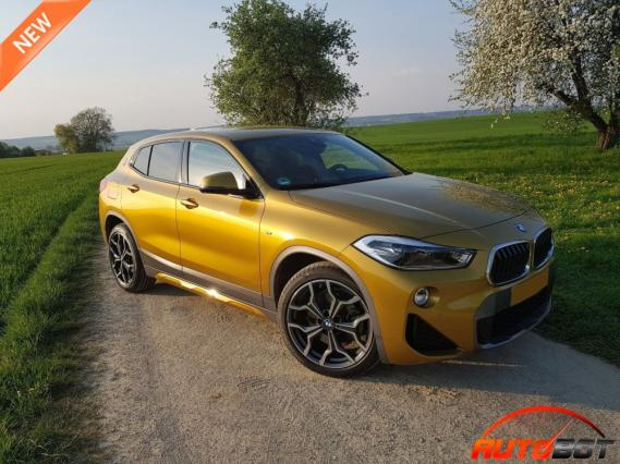 запчастини для BMW X2 фото 1