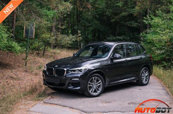 запчастини для BMW X3M III G01 фото 1
