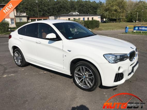 запчастини для BMW X4M I F26 фото 1