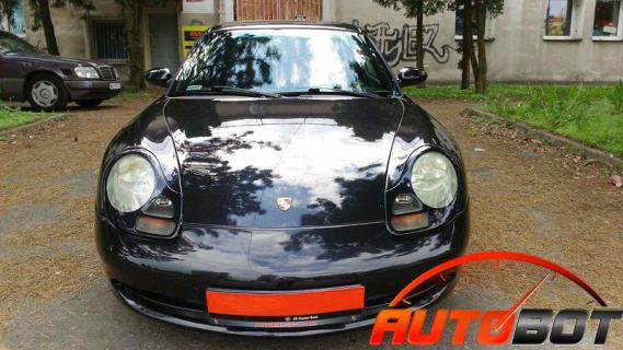 запчастини для PORSCHE 911 V (996 GT3) фото 1
