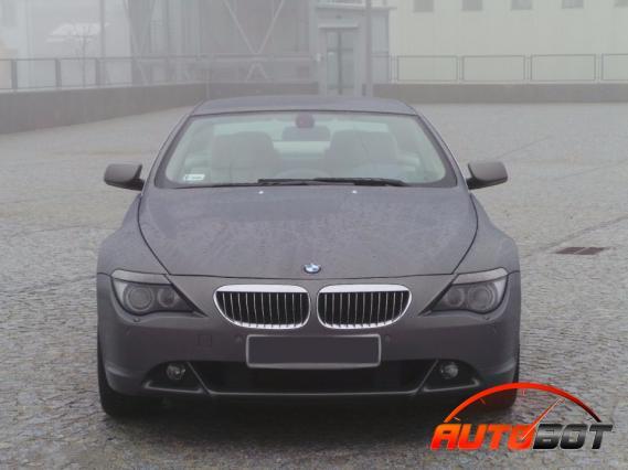 запчастини для BMW 6 Series E63 фото 1