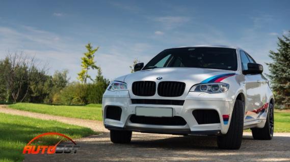 запчасти для BMW X6M II F86 фото 1