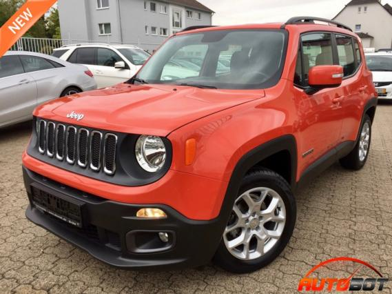 запчастини для JEEP Renegade I (BU520) фото 1
