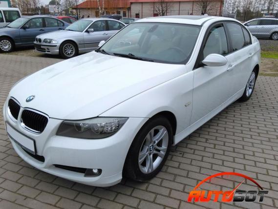 запчастини для BMW 3 Series E90, E91, E92, E93 фото 1