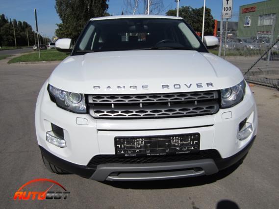 запчасти для LAND ROVER Range Rover Evoque (L538) фото 1