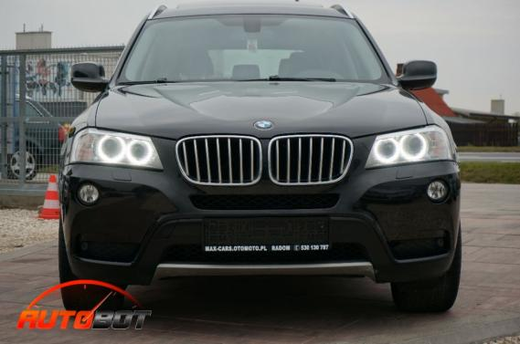 запчастини для BMW X3 II F25 фото 1