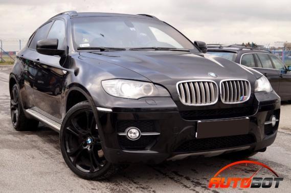 запчасти для BMW X6 I E71 фото 1