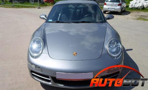 запчастини для PORSCHE 911 V (996 Turbo) фото 1