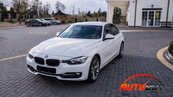 запчастини для BMW 3 Series F30, F31, F36 фото 1