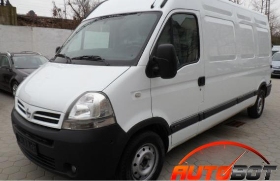 запчастини для NISSAN Interstar (T35) фото 1