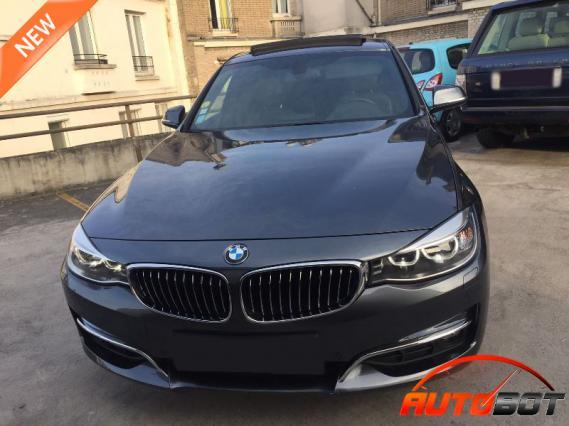 запчастини для BMW 3 Series F34 фото 1
