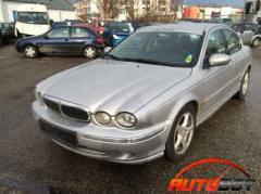 запчасти для JAGUAR X-Type (X400) фото