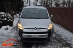 запчастини для CITROEN Berlingo II (B9) фото