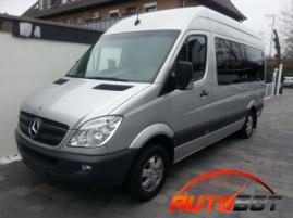 запчасти для MERCEDES-BENZ Sprinter II W906 фото 2