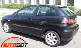 запчастини для SEAT Ibiza Mk III (6L) фото 3