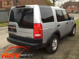 запчасти для LAND ROVER Discovery III (L319, LR3) фото 11
