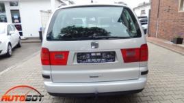 запчасти для SEAT Alhambra Mk I (7M) фото 11