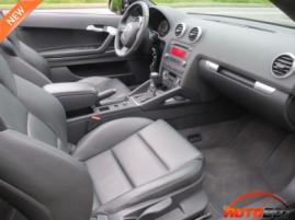 запчастини для AUDI A3 II Cabrio (8P7) фото 11