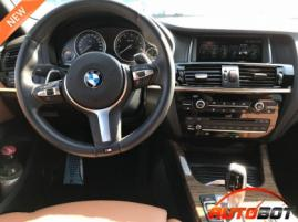 запчастини для BMW X4M I F26 фото 11