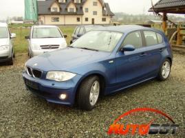 запчастини для BMW 1 Series E87 фото 2