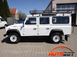 запчастини для LAND ROVER Defender (LD) фото 2