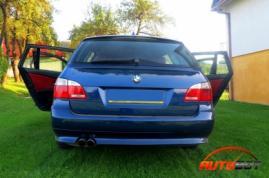 запчастини для BMW 5 Series E61 фото 2
